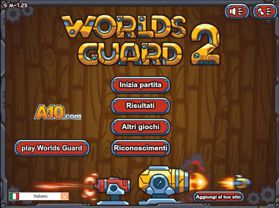 Worlds Guard 2 - Niche Simple Arcade