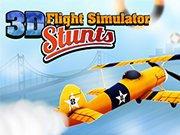 3D Flight Simulator Stunts